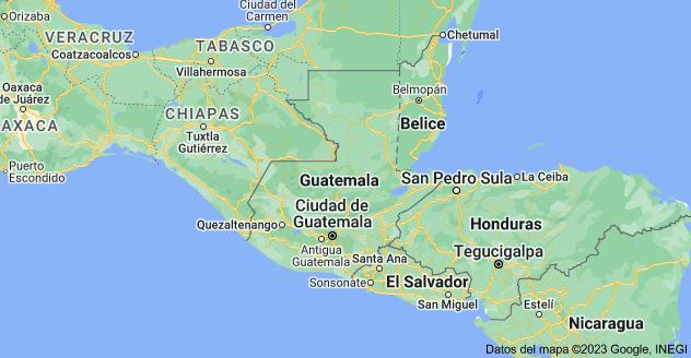 Departamentos de Guatemala